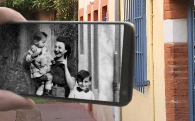 Restitution du projet artistique La Mémoire des Murs