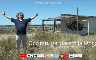 Diffusion du film de Marc Khanne, Occitan, gardarem la lenga