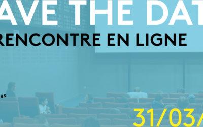 Journée de rencontre Passeurs d'images 31 MARS 2021