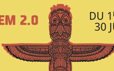 TOTEM 2.0 / Exposition à Cahors