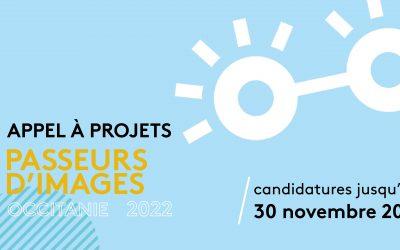 Appel à projets Passeurs d'images Occitanie 2022